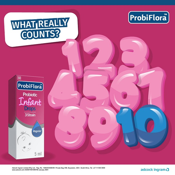 Probiflora infant drops